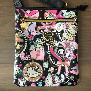 HOST PICK 🛍 Tokidoki Hello Kitty LE crossbody bag